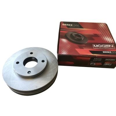 Диск тормозной передний (2шт) (EU, MOGEN) A13 A13-3501075